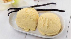 De délicieuses glaces maison à la sorbetière